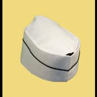 کلاه آشپزی قایقی 01
